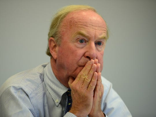 Rodney Frelinghuysen is facing multiple challengers this year for his 11th District seat.