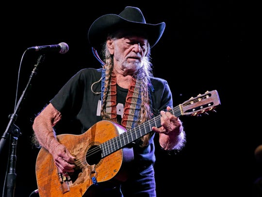 Willie Nelson headlines the Outlaw Music Festival July