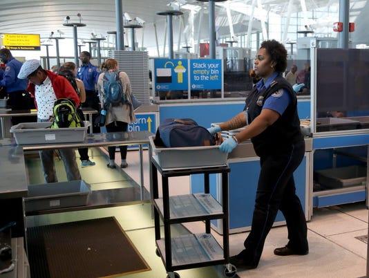 EPA USA NEW YORK TSA EBF TRANSPORTATION USA NY