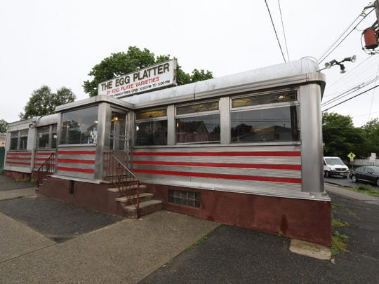 The last day for The Egg Platter, a famous Paterson Diner that will close to make room for a new building.