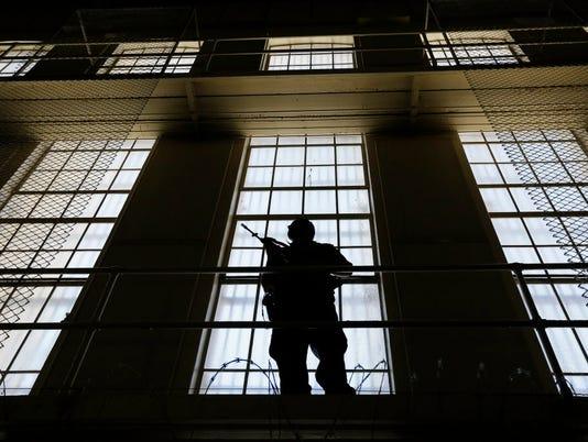 California prisons.