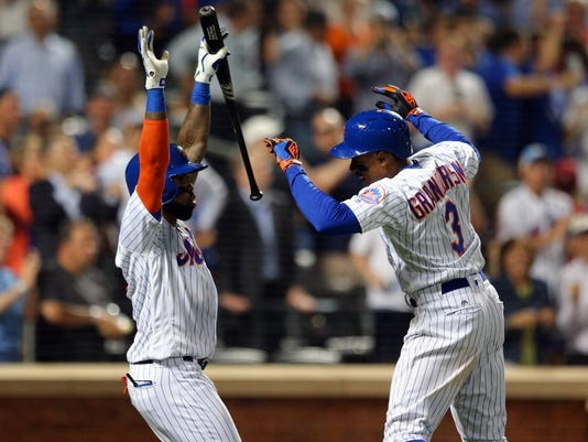 USP MLB: CHICAGO CUBS AT NEW YORK METS S BBN NYM CHC USA NY