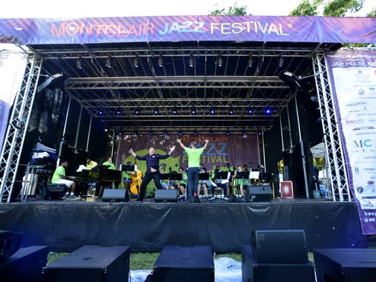 Louis Prima Jr. and the Jazz House Big Bands were one of the many performers at the 2016 Montclair Jazz Festival.