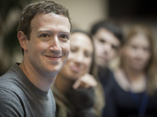 """""""It's important for (Facebook's)business. A lot of those folks end up advertising and being a part of the business. But it's also really important for the community, both on Facebook and off,"""" Zuckerberg said in an interview.""""Small businesses are really a critical part of strong local communities."""""""