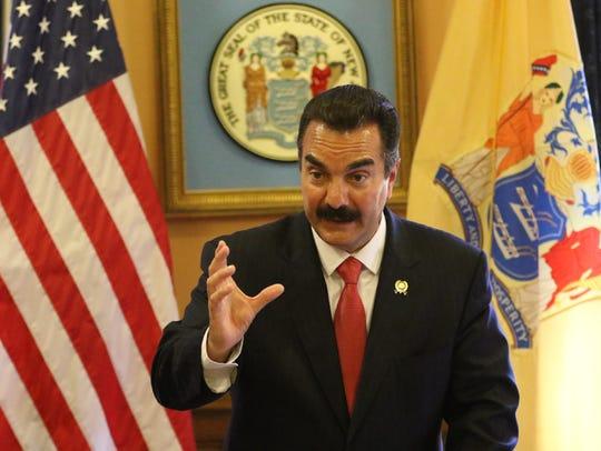 Assembly Speaker Vincent Prieto