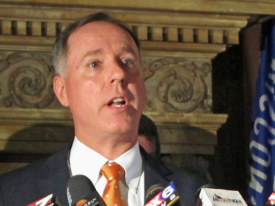Assembly Speaker Robin Vos.