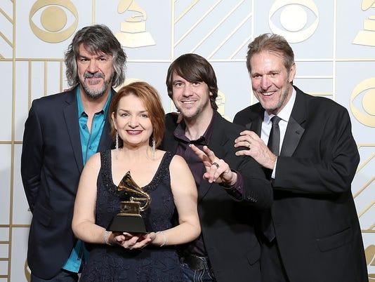 The 58th GRAMMY Awards - Press Room