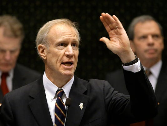 AP STATE OF THE STATE ILLINOIS A XGR USA IL