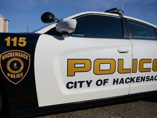 Hackensack Police Car
