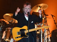 John Mellencamp performs at the Wisconsin State Fair's Main Stage Aug. 4.