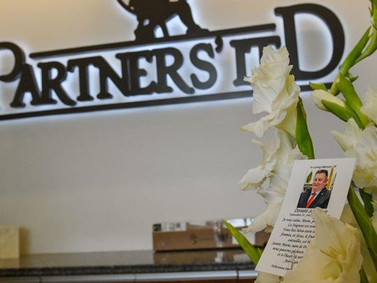 Partner's Ltd. clothing store in Lafayette remembers owner Don Usie.
