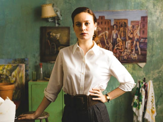 "Brie Larson as Jeannette Walls in ""The Glass Castle."""