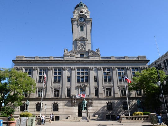 Paterson City Hall