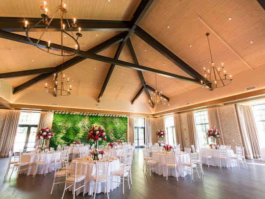 The newly unveiled Mansion Ballroom at Natirar in Peapack-Gladstone