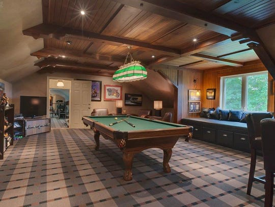 You'll enjoy recreational time with family and friends