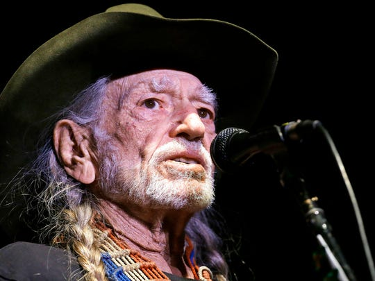 Willie Nelson, who many times has performed in Abilene and is shown here on stage in Nashville, is the 2020 Outlaws & Legends Music Fest featured outlaw and legend. The music event will be March 20-21 at the Back Porch of Texas.