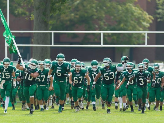 Passaic Valley football
