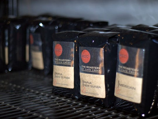 The Roastery of Cave Creek will be doing a number of