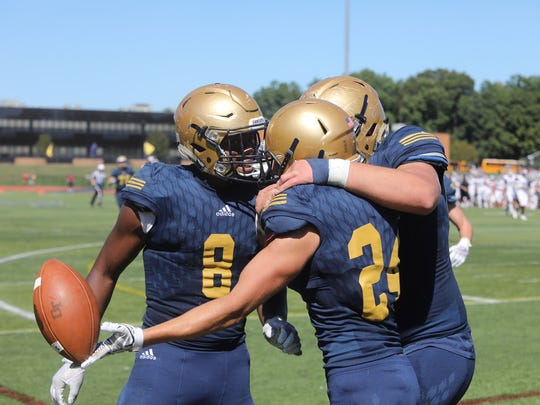 Undefeated NV/Old Tappan is back on top of the NorthJersey.com Public Top 20 rankings.
