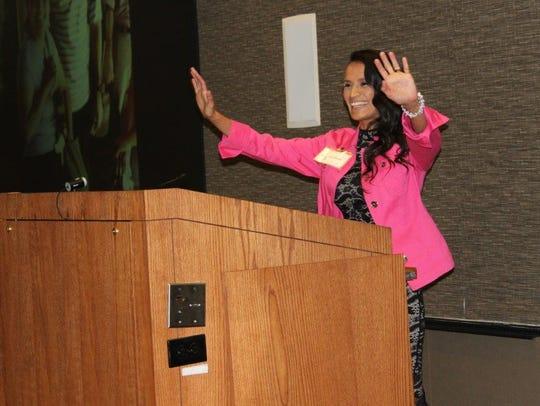 Laura Newton, a martial artist and breast cancer survivor