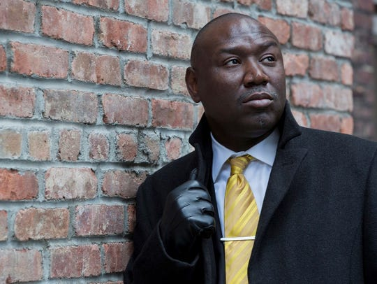 Tallahassee attorney Ben Crump stars in the new A&E