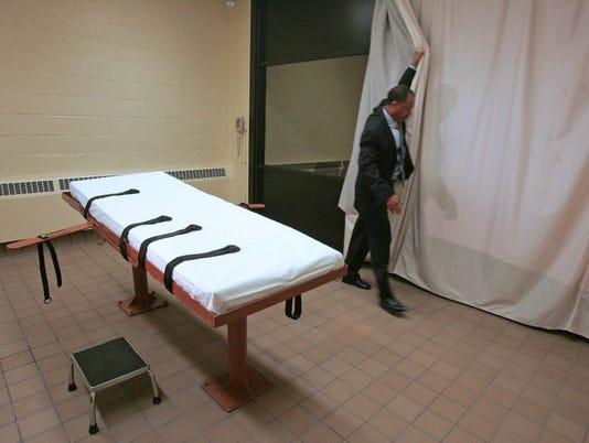 AP DEATH PENALTY OHIO A FILE USA OH