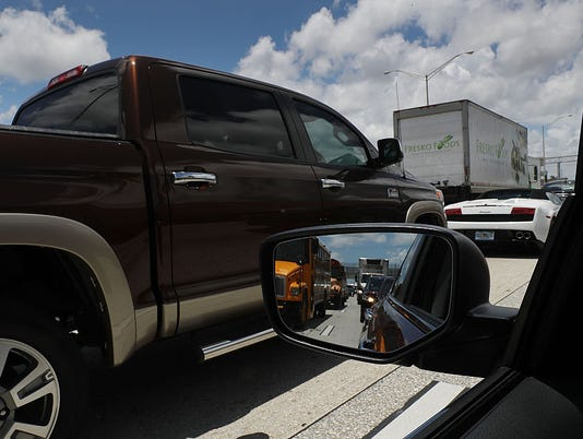 Record Travel Expected For Holiday Weekend