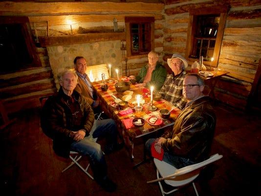 BHM craig log cabin