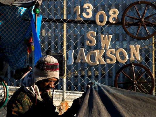 US homeless population