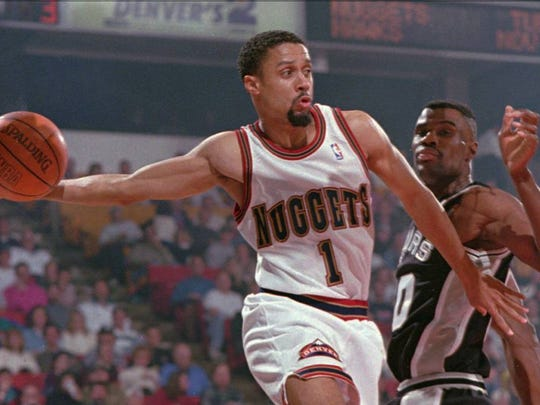 Mahmoud Abdul-Rauf (formerly known as Chris Jackson) was a star at Gulfport, an All-American at LSU and a productive scorer in the NBA.