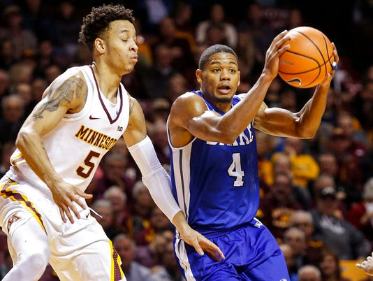 Amir Coffey, De'Antae McMurray
