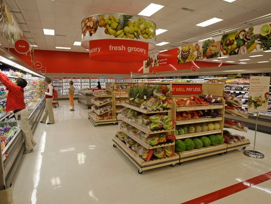 New Waukesha Target first in town with fresh food