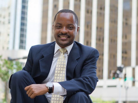 Former Wilmington City Councilman Darius Brown is running