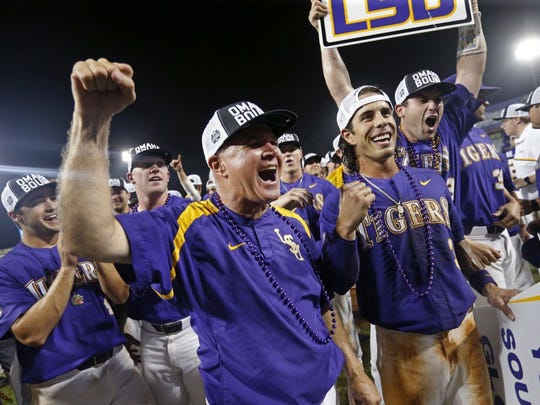 Paul Mainieri was Allen Greene's head baseball coach for three years at Notre Dame. Mainieri recommended Greene get an interview for an opening in Notre Dame's compliance staff.