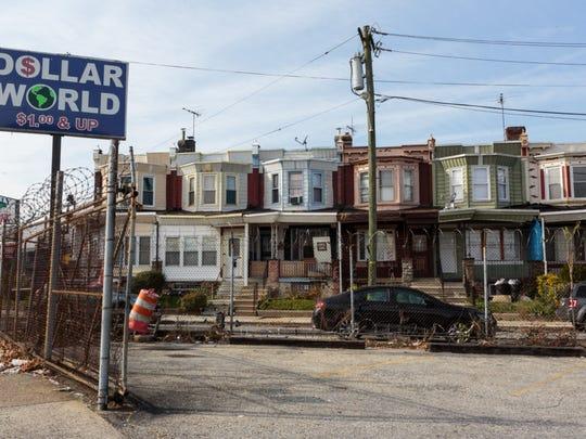 In Nicetown, a North Philadelphia neighborhood that