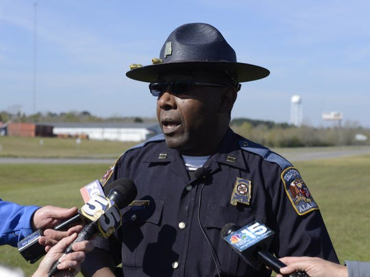 Alabama State Trooper John Malone discusses the bus accident on I-10 westbound in Alabama.
