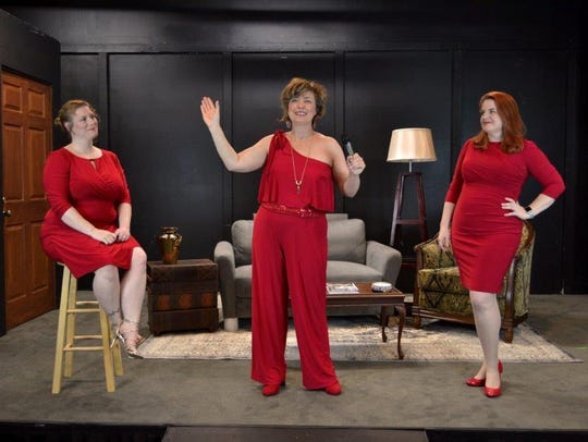 Sister Sunny (Michelle Nickens, center) promises special