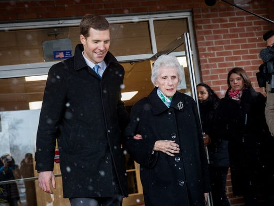 Conor Lamb, Democratic congressional candidate for