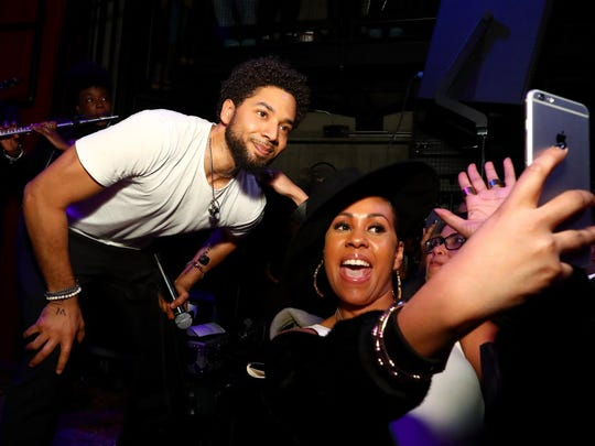 """Empire"" star Jussie Smollett headlines PrideFest on Saturday."