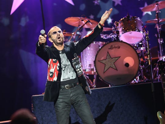Ringo Starr and His All Starr Band return to Milwaukee Sept. 8 for a show at the BMO Harris Pavilion.