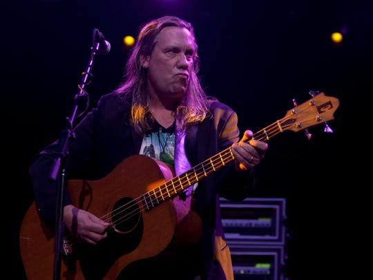 Brian Ritchie of Milwaukee-born band Violent Femmes