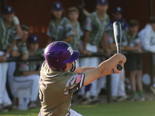 Northwood High School hosts Benton High School baseball in a District 1-4A game on Thursday, April 19.