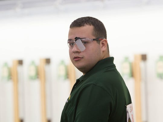 It has taken a lot of practice and commitment for Jonestown resident Kyler Swisher to earn a spot in his first international shooting competition.