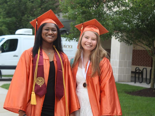 Central York High School celebrated its 2018 graduation ceremonies on Friday, June 1, at the gymnasium.