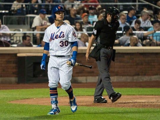 Jun 9, 2018; New York City, NY, USA; New York Mets