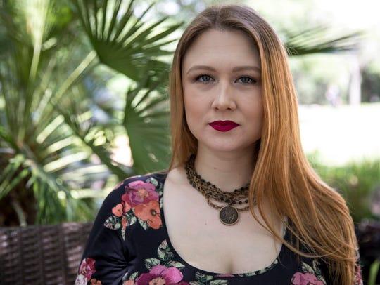 AUSTIN, TEXAS - May 24, 2018: Tessa Neumann photographed