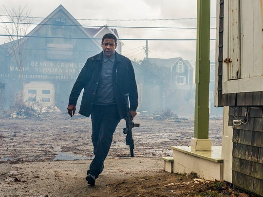 "Denzel Washington stars in ""Equalizer 2."" The movie"