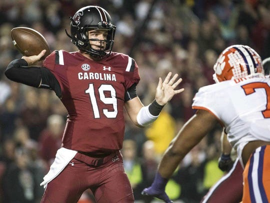 The Gamecocks plan to play at a faster pace on offense