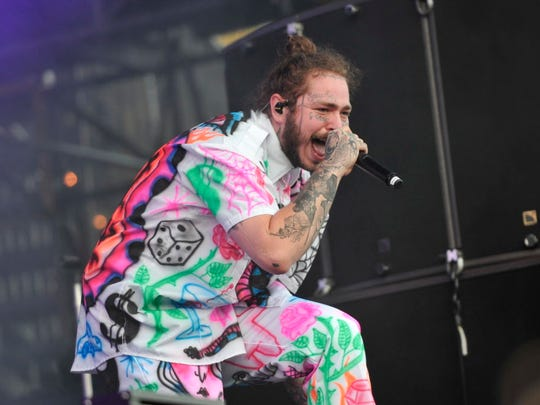 "Post Malone appeared to have the largest audience of any artist at Lollapalooza, but the rapper behind recent megahits like ""Rockstar,"" ""Psycho"" and ""Better Now"" was mediocre live."