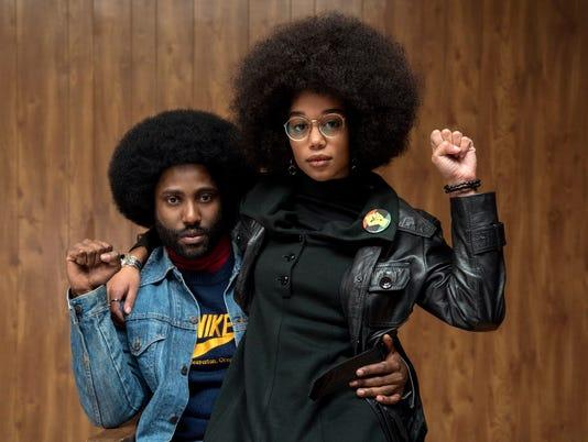 AP FILM REVIEW BLACKKKLANSMAN A ENT